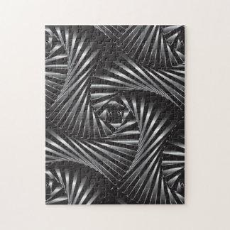 Twisted – Black Steel Puzzle