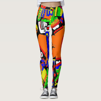 Twisted Day Leggings