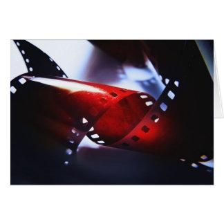 Twisted Film Card