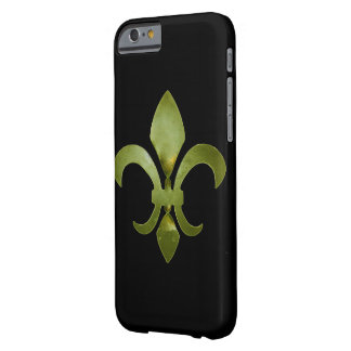 Twisted Fleur de Lis Phone Case Barely There iPhone 6 Case