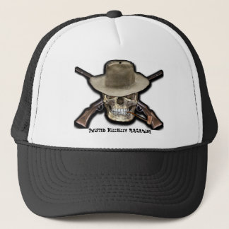 Twisted Hillbilly Magazine Hat