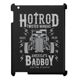 Twisted HotRod IPAD/IPAD MINI, IPAD AIR CASE iPad Case