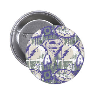Twisted Innocence Pattern 6 Cm Round Badge
