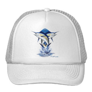 Twisted Marlins Jumping Cap