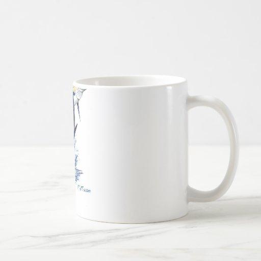 Twisted Marlins Jumping Mug