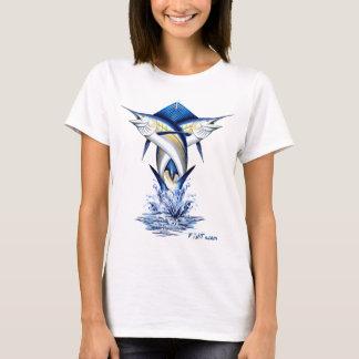 Twisted Marlins Jumping T-Shirt