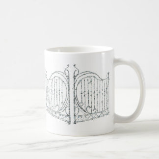 Twisted Palace double-sided mug
