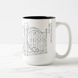 Twisted Palace one-sided mug