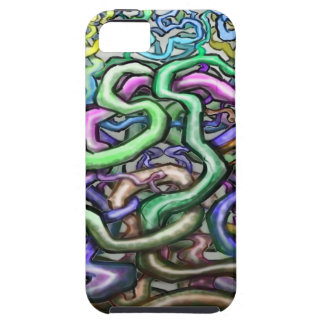 Twisted Rainbow Vines iPhone 5 Covers