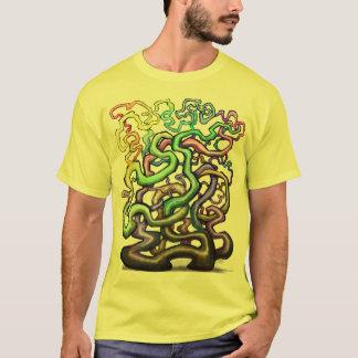 Twisted Rainbow Vines T-Shirt