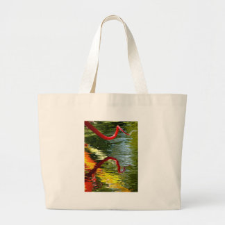 Twisted Ripples Tote Bags