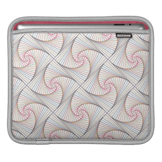 Twisted - Shells iPad Sleeve