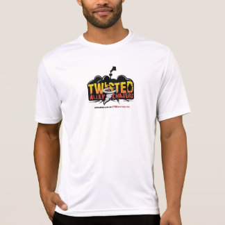 Twisted shirt with TVN