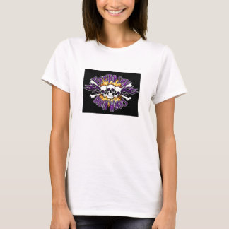 TWISTED SICK DRUM WORKS LADY TEE'S T-Shirt