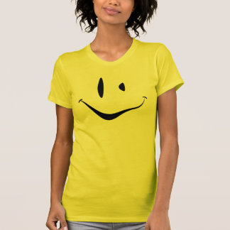 Twisted Smiley Face T-Shirt
