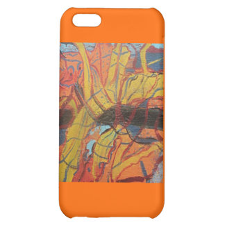 TWISTED SUNSET COVER FOR iPhone 5C