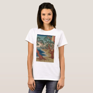 Twisted Trees by the Shore T-Shirt