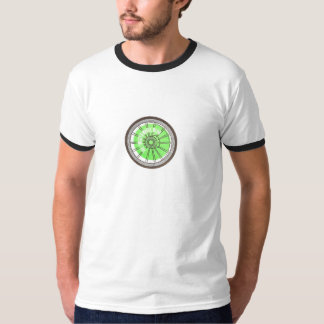 Twisted Wheel Green Card T-Shirt
