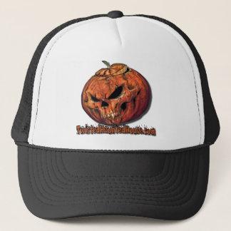 TwistedHauntedHouse.com simple Trucker Hat