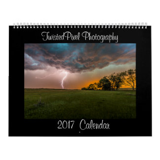 TwistedPixel Photography Calendar - 2017