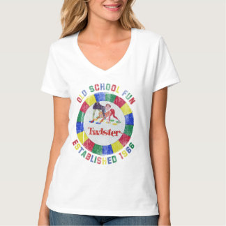 Twister Badge T-Shirt
