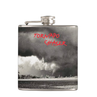 Twister Chaser Hip Flask