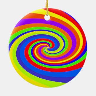 Twister Christmas Tree Ornament