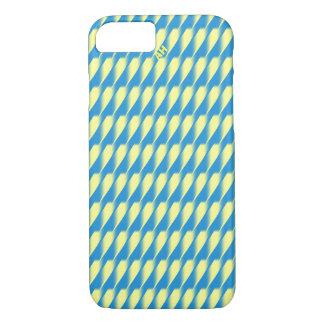 Twists of Yellow, CM BT iPhone 7 Case © AH 2015