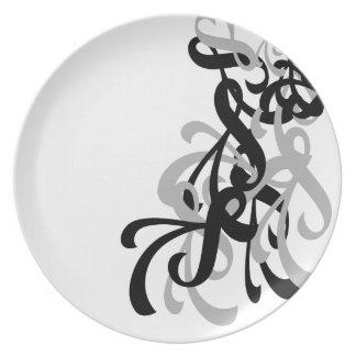 Twisty Dinner Plate