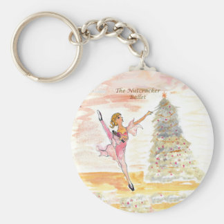 Twitt Clara and the Nutcracker 2016 Key Ring