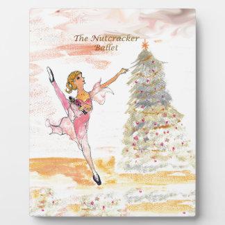 Twitt Clara and the Nutcracker 2016 Plaque