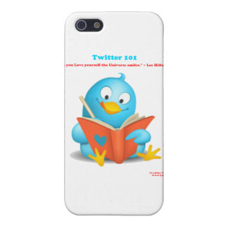 Twitter 101: Love Yourself Quote Apparel Gifts Case For The iPhone 5