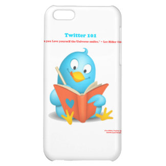 Twitter 101: Love Yourself Quote Apparel Gifts iPhone 5C Covers