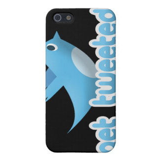 Twitter Bird Get Tweeted iPhone 4 Case
