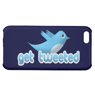 Twitter Bird Get Tweeted iPhone Cases Case For iPhone 5C