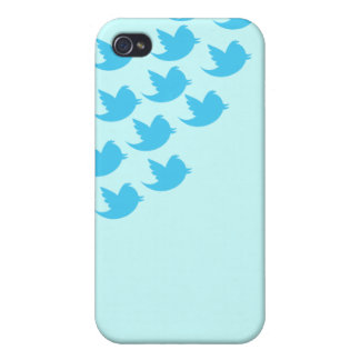 Twitter Bird iPhone 4 Speck Case Cover For iPhone 4