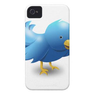 Twitter bird logo iPhone 4 cases