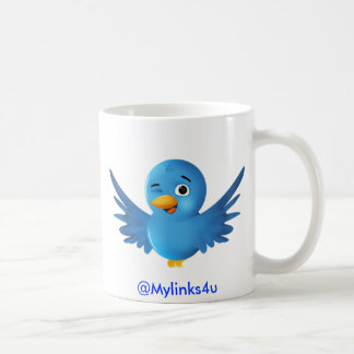 Twitter Coffee Cup