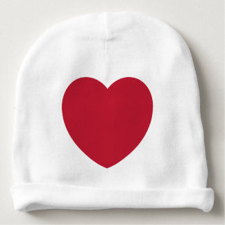 Twitter Coils Heart Emoji Baby Beanie