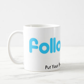 Twitter Cup Mugs