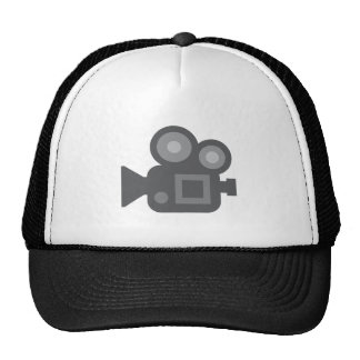 Twitter Emoji - Camera film making Cap