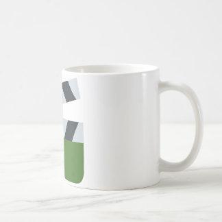 Twitter emoji - Cinema Basic White Mug