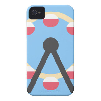 Twitter Emoji - Ferris Wheel iPhone 4 Case