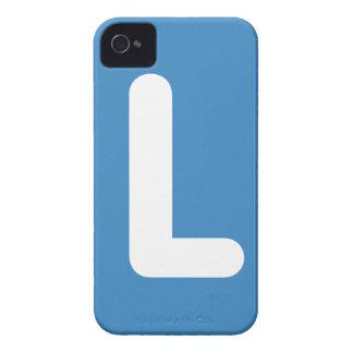 Twitter Emoji Letter J iPhone 4 Case-Mate Cases