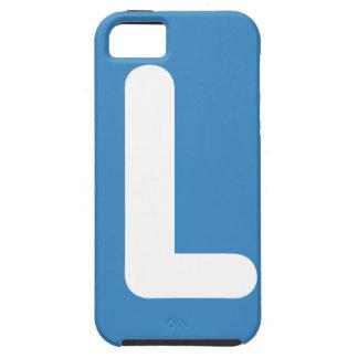 Twitter Emoji Letter J Tough iPhone 5 Case