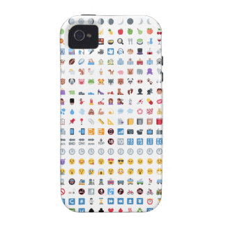 Twitter Emoji (Twemoji) Case For The iPhone 4