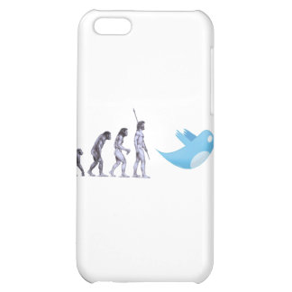 Twitter Evolution iPhone 5C Cover