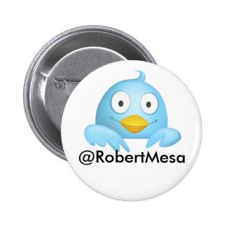 Twitter Follow Me Round Button
