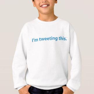 Twitter Gear Sweatshirt