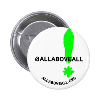 Twitter handle / Exclamation 6 Cm Round Badge